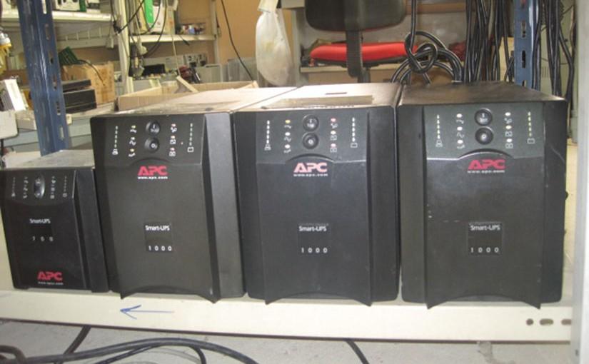 APC電池回收 、UPS後備電源回收