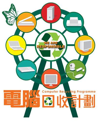 4R 電腦回收計劃