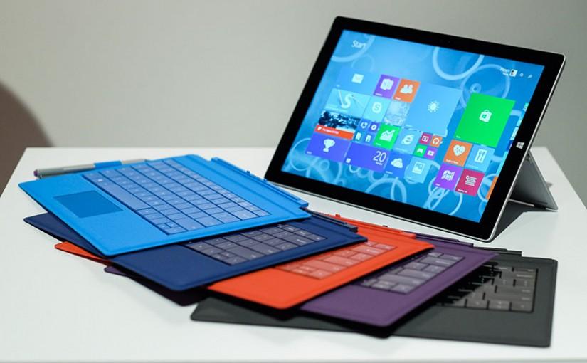 iPad pro遭棄!Surface銷量登頂!庫克情何以堪。