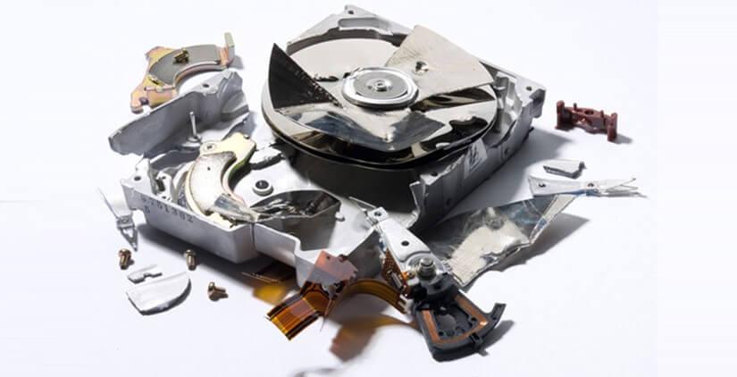 刪除硬碟數據 :拿到新電腦,該怎樣處理舊機器?