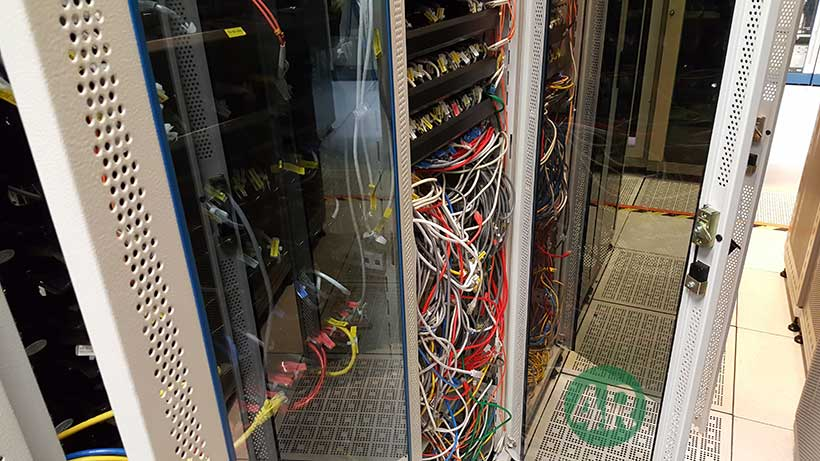 協助數據中心將淘汰的伺服器、server回收、rack回收